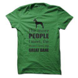 Le plus I Love My Great Dane