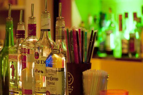 De l`alcool