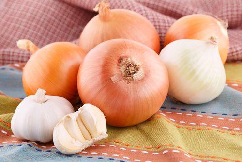 Onion-Garlic