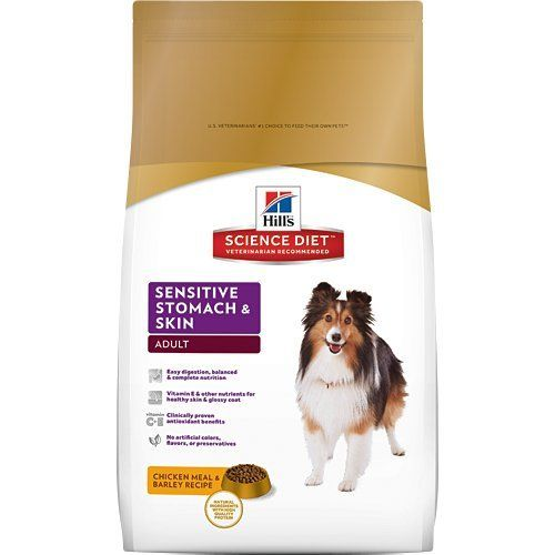 Science Diet Adulte estomac sensible chien la nourriture Hills