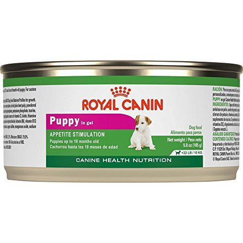 Royal Canin Canine Nutrition Santé Puppy Canned Dog Food