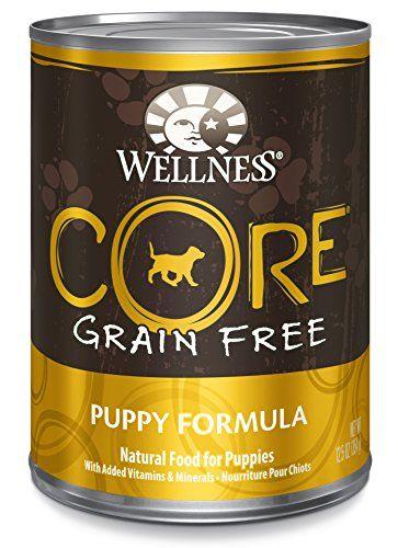 Wellness CORE Natural Grain Mouillé gratuit Boîtes pour chien