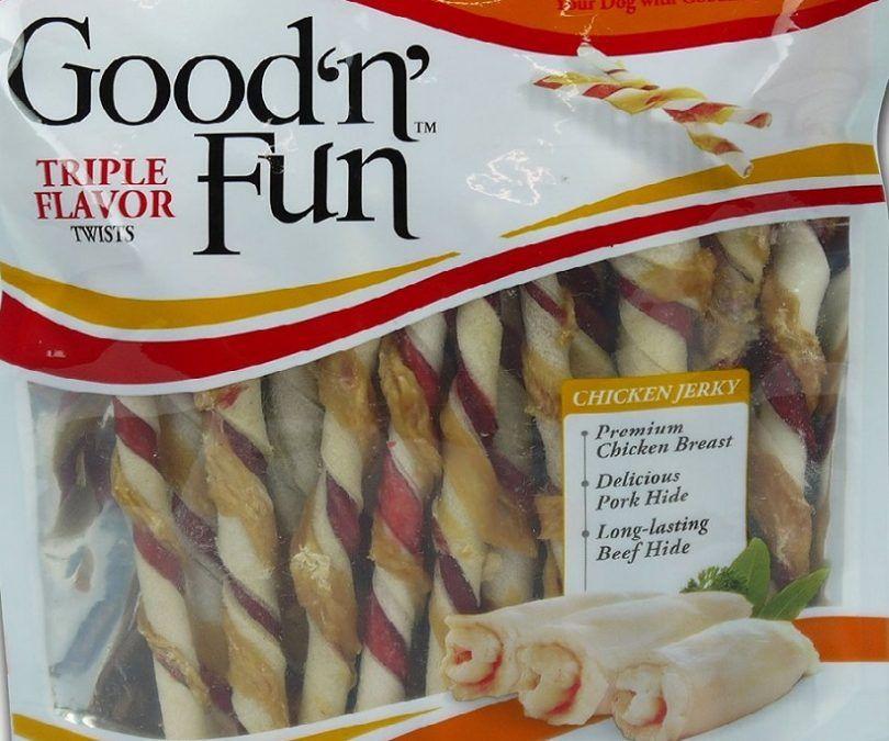 Masquer saine Conseillé`n` Fun 22-Pack Triple Flavor Chews