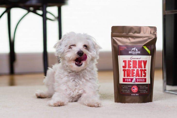 Rocco & amp; Roxie Supply Co. Gourmet Jerky traite pour les chiens