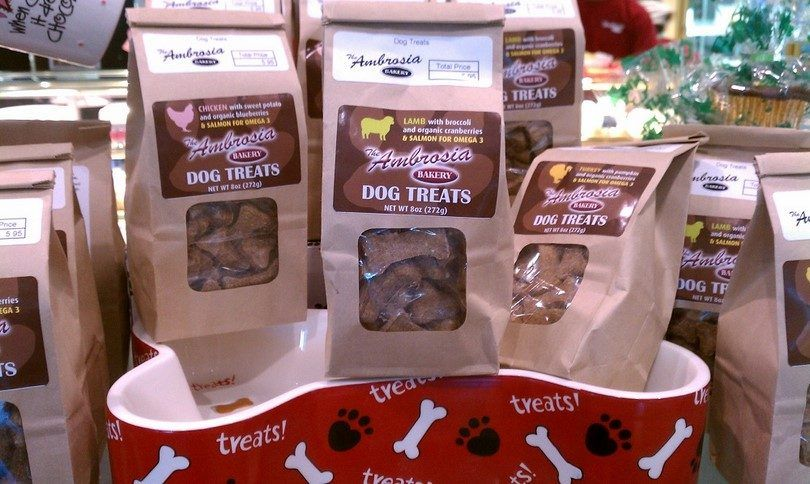 Ambrosia Dog Treats