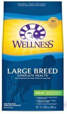 meilleure nourriture pour chiens pour les grands chiens