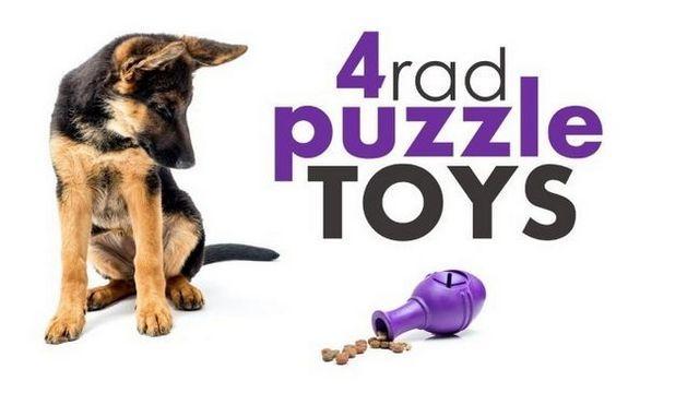 Les meilleurs jouets chien de puzzle: aider votre chiot rester occupé