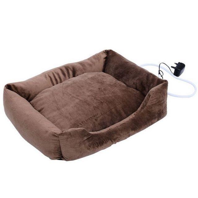 où acheter un lit de chien chauffée