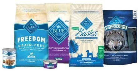 Si vous avez acheté bleu alimentaire buffle d`animal de compagnie dans les 7 dernières années, vous pourriez être en raison d`un remboursement en espèces