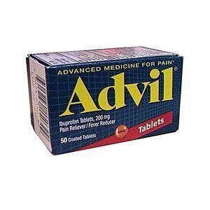 Puis-je donner mon chien Advil?