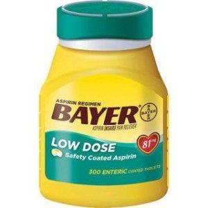 Puis-je donner mon chien aspirine pour bébé?