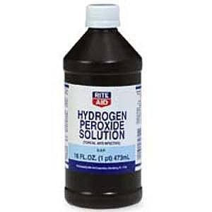 Puis-je donner mon chien peroxyde d`hydrogène?