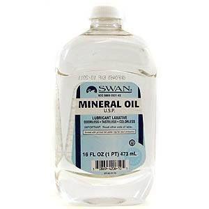 Puis-je donner mon chien l`huile minérale?