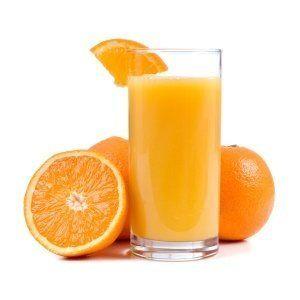 Puis-je donner mon chien jus d`orange?