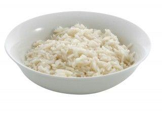 Puis-je donner mon riz chien?