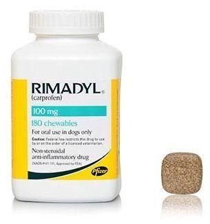 Puis-je donner mon chien Rimadyl?