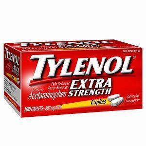 Puis-je donner mon chien Tylenol?