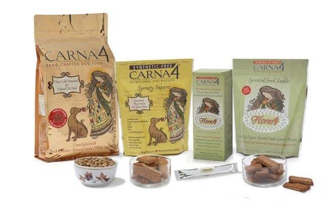 Carna4 Makes Fabriqué à la main Pet Food au Canada