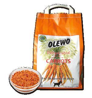 Carottes pour les chiens: sont les carottes sécuritaires pour les chiens souffrant d`insuffisance rénale, le cancer et la dentition