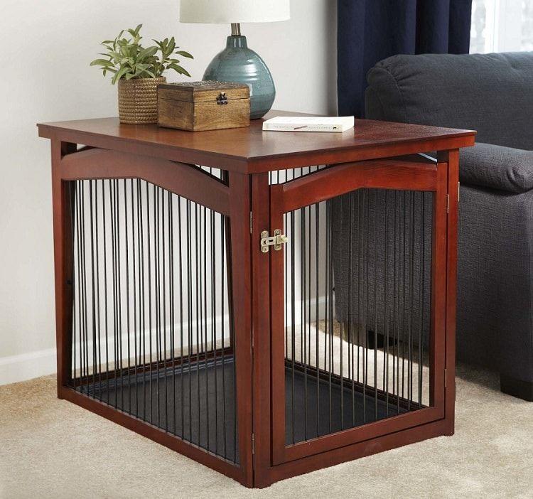 Merry Produits Cage avec Crate Cover Set