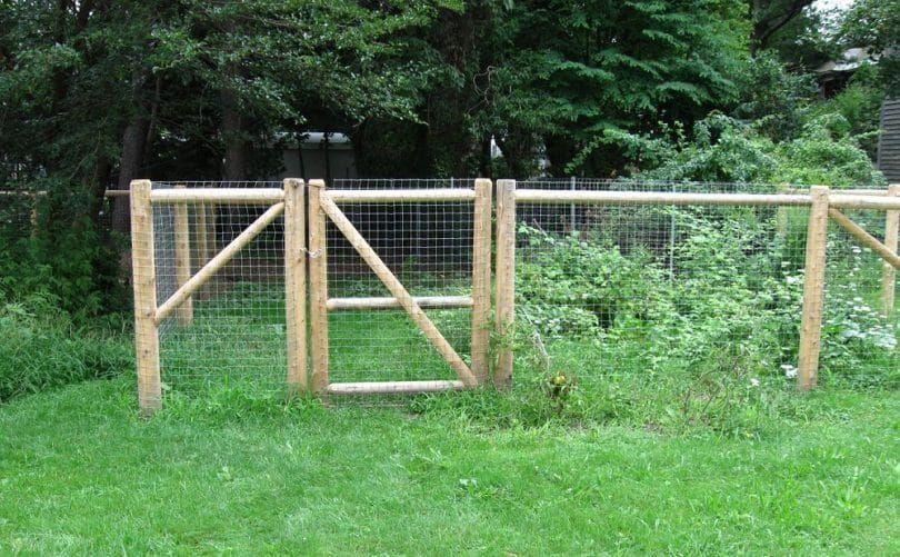 clôture Chien extérieur