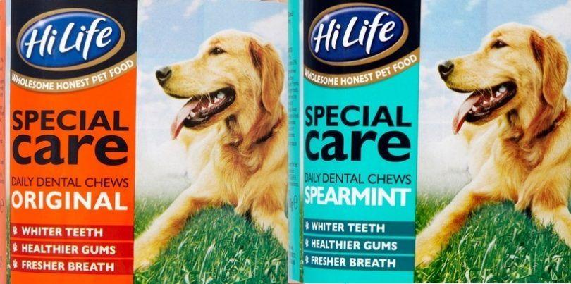 Hilife Highlife Dental Dog Chews originale