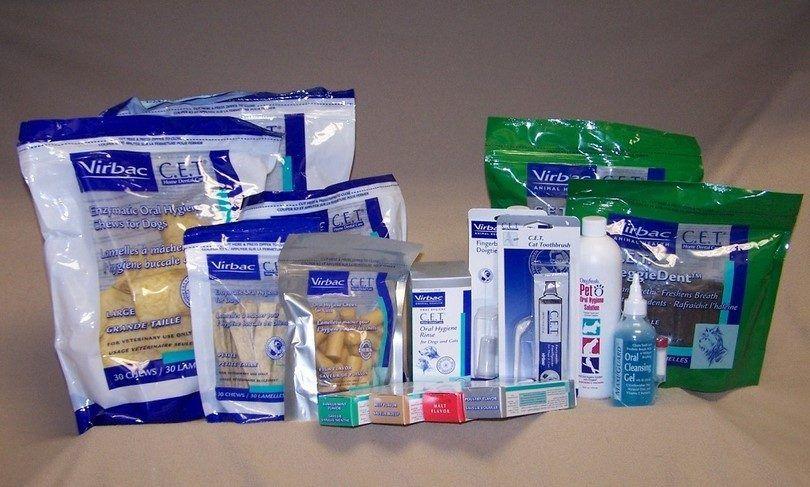 produits de soins à domicile dentaire