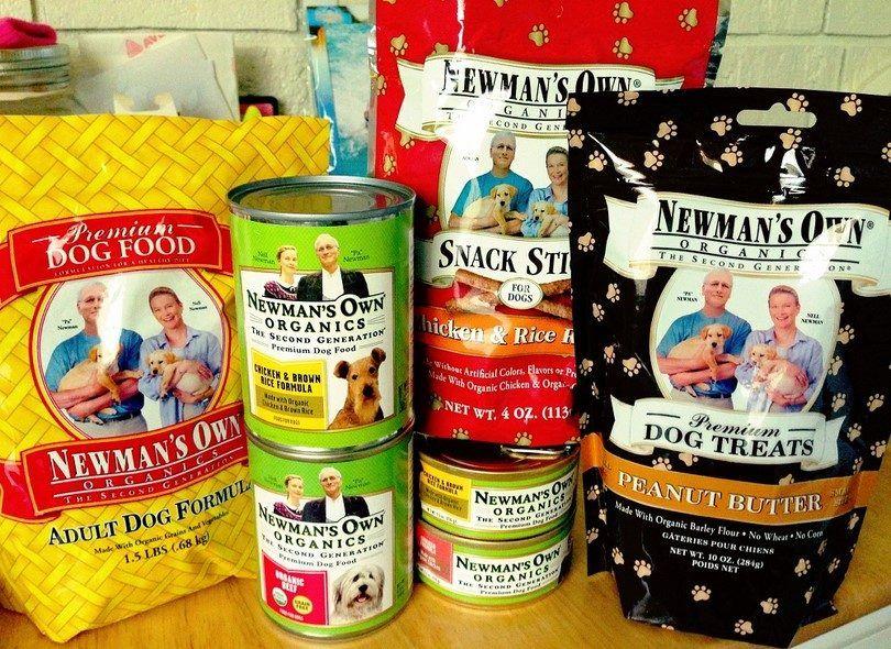 Homme nouveau`s own adult dog food formula