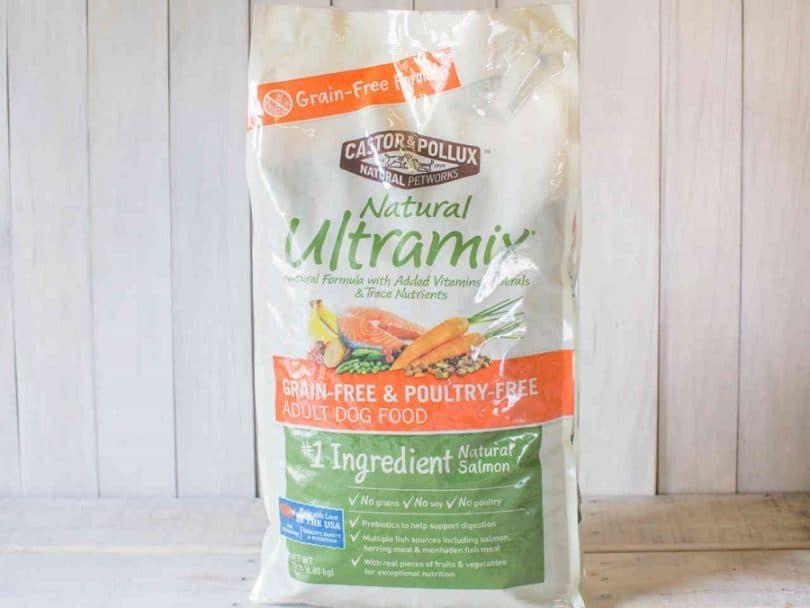 Natural Ultramix Grain-Free Dry Dog Food