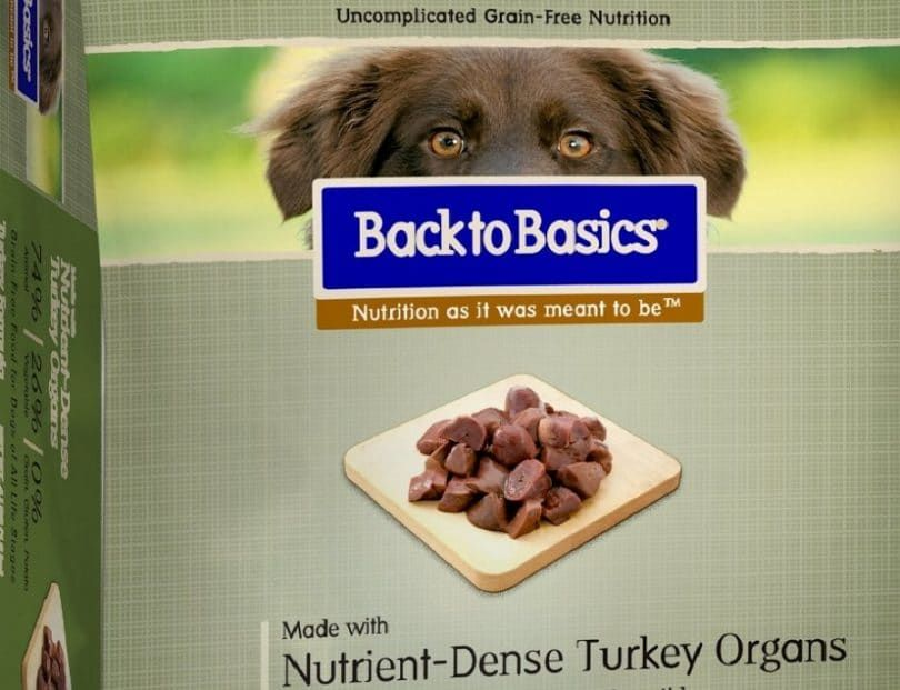 Back To Basics Instinct Turquie Dry Dog Food