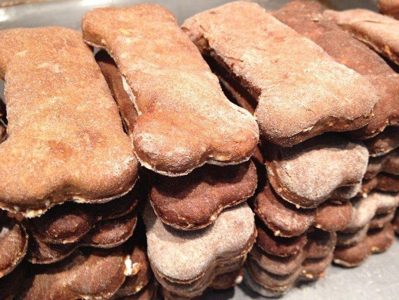 biscuits pour chiens faits maison