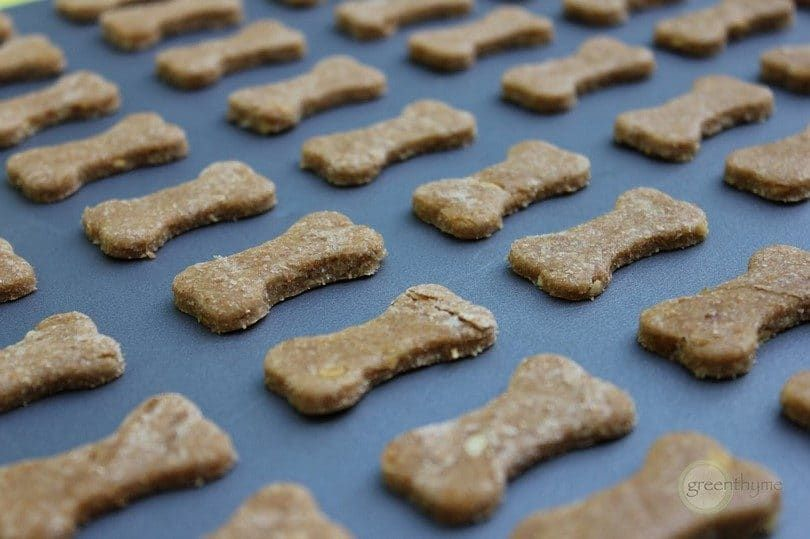 friandises pour chiens faits maison