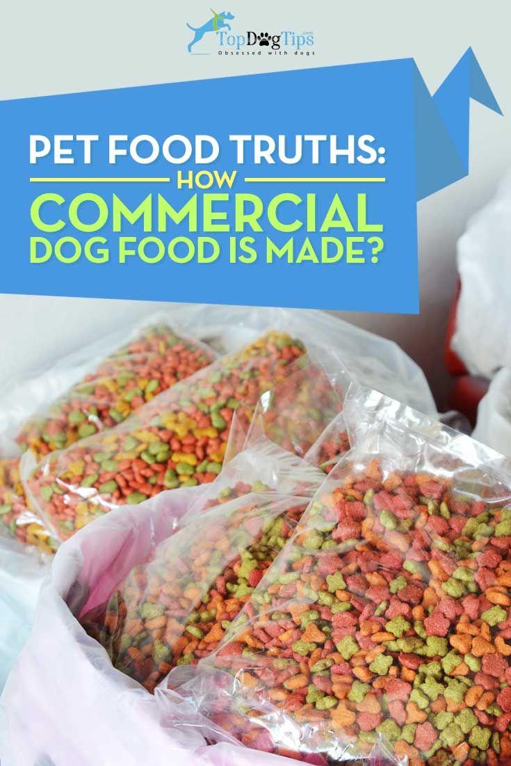 Comment Dog Commercial nourriture est faite