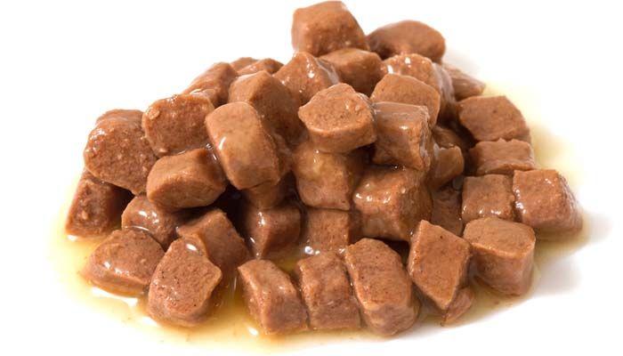Comment Dog Commercial nourriture est faite - Canned Wet Dog Food