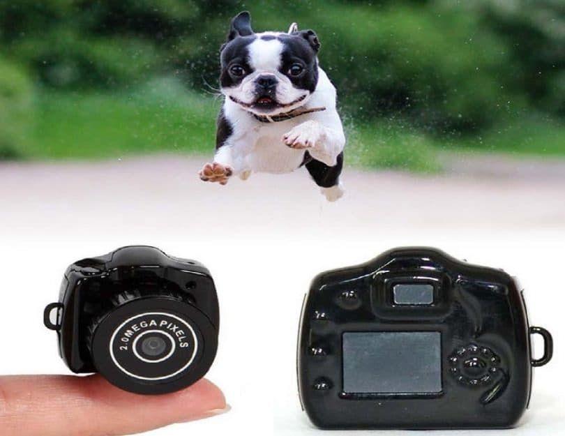 Toto Caméra 9910600 640 × 480 Vga Invisible Web