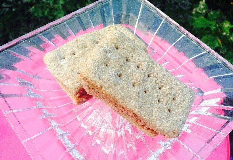 gâteaux Sandwich chien