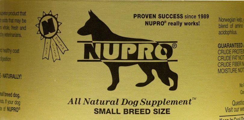 Nutri-Pet Joint Nupro et soutien de l`immunité pour les chiens