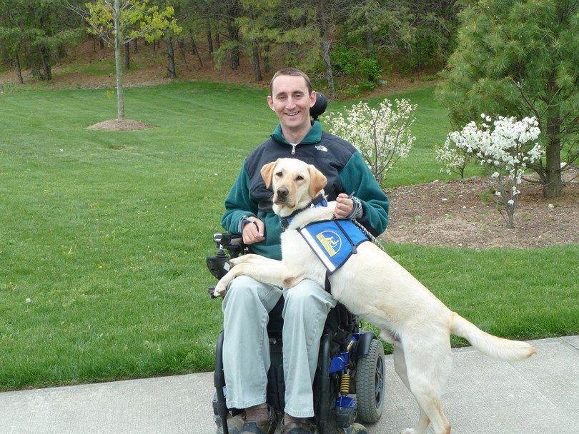 compagnons canins chien de service
