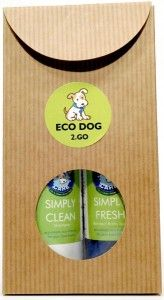 Vous cherchez un Eco-Friendly Way toiletter votre chien