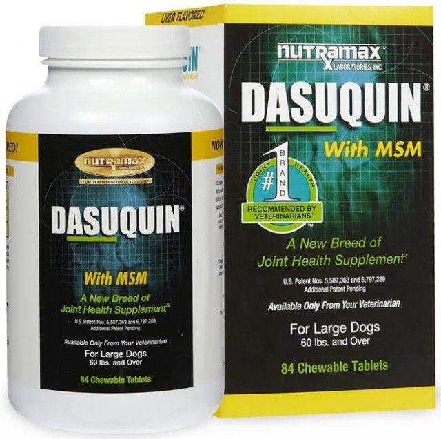 Nutramax Dasuquin avec msm pour les grands chiens examen