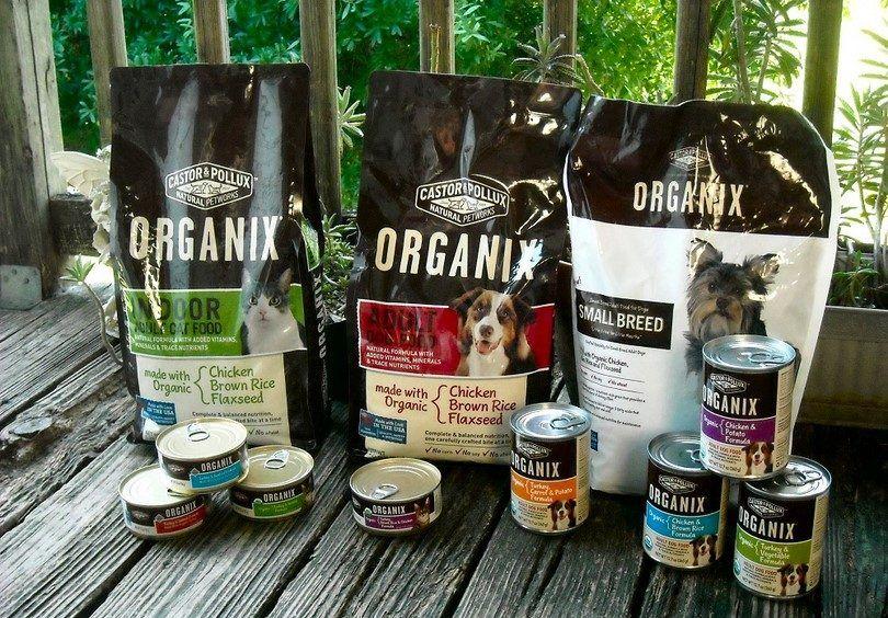 Les aliments biologiques pour les chiens