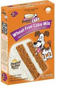 Cake Puppy Crée alimentaire populaire qui est sain pour les chiens