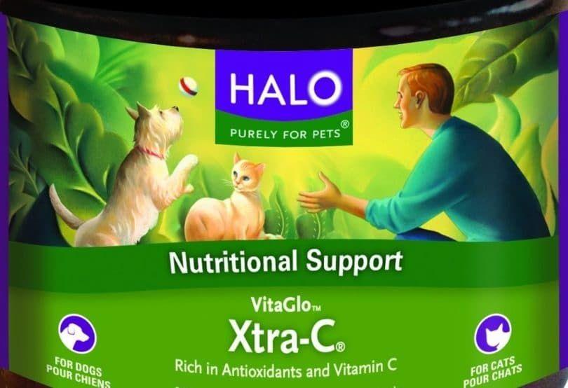 Halo Vita Glo Xtra-C instantanée vitamine C Concentré