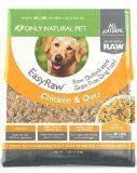Review: seulement déshydratés aliments pour chiens easyraw animal naturel