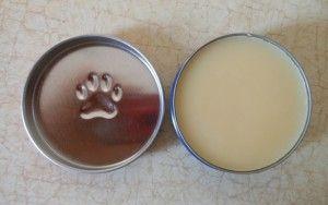 Review: Pawsitive fx baumes tout-naturel et de la cire pour les chiens