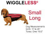 Review: wiggleless corset pour les chiens