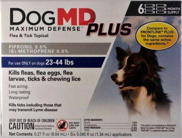 Meilleur traitement de puces pour chiens 3