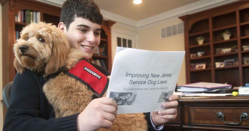 lois de chien de service: connaître vos droits lorsque vous possédez un chien de service