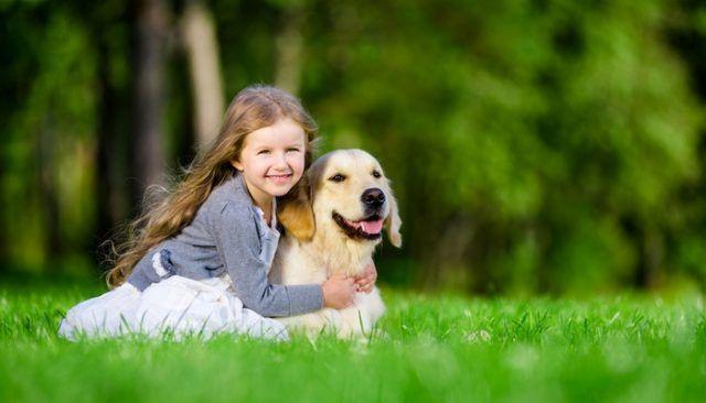 Incroyable chien de service sauve fille de 5 miles!