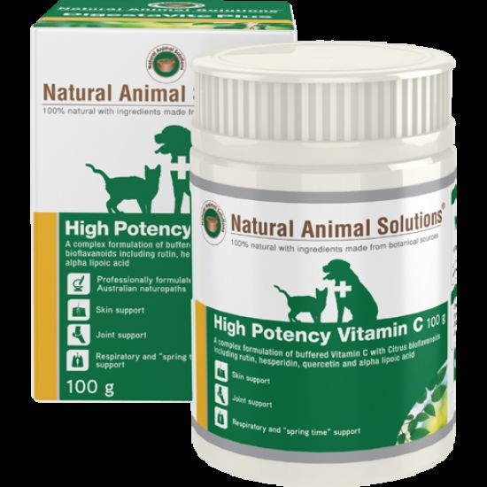 vitamine c pour les chiens